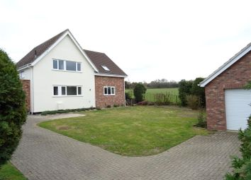 Thumbnail 4 bedroom detached house for sale in Barking Road, Needham Market, Ipswich