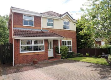 Thumbnail 4 bed detached house for sale in Strawberry Fields, Chester