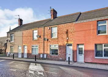 Thumbnail 3 bed terraced house for sale in Church Street, Langley Park, Durham