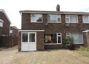 3 bed semi-detached house to rent in Exton Close, Stamford, Lincolnshire PE9