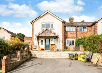 Thumbnail 3 bed semi-detached house for sale in The Queens Drive, Mill End, Rickmansworth, Hertfordshire