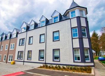 Thumbnail 2 bed flat to rent in 1H Castle Meadows, Ellon, Aberdeenshire