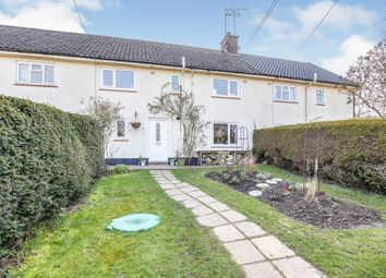 Thumbnail 4 bed terraced house for sale in Holland Rise, Huntingfield, Halesworth