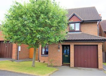 Thumbnail 4 bed detached house for sale in Saxon Meadows, Leamington Spa