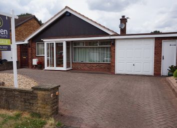 Thumbnail 3 bed detached bungalow for sale in Rowallan Road, Four Oaks, Sutton Coldfield