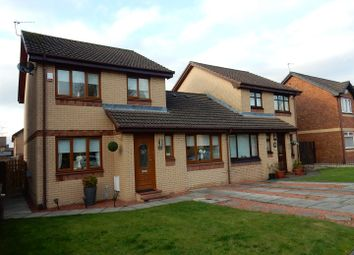 Thumbnail 3 bed property for sale in Marigold Avenue, Motherwell