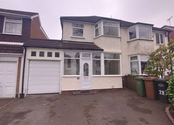 3 bed semi-detached house to rent in Stanway Road, Solihull B90