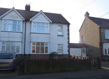 Thumbnail 2 bedroom maisonette to rent in Coppins Road, Clacton-On-Sea