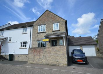 Thumbnail 3 bed semi-detached house for sale in College Way, Gloweth, Truro, Cornwall