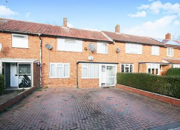 Thumbnail 3 bed terraced house for sale in Arliss Way, Northolt