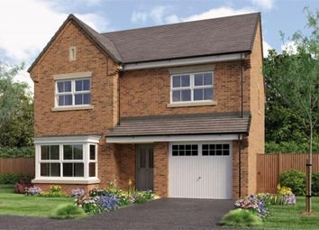 "Thumbnail 4 bedroom detached house for sale in ""The Ryton"" at Otley Road, Killinghall, Harrogate"