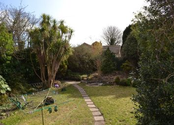 Thumbnail Land for sale in Building Plot At Rear Of Treetops, 43-45 Fore Street, Hayle, Cornwall