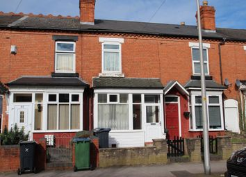 Thumbnail 2 bed terraced house for sale in St. Marys Road, Bearwood, Smethwick