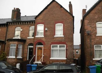 Thumbnail 9 bed semi-detached house to rent in Talbot Road, Fallowfield, Manchester