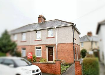 Thumbnail 3 bed semi-detached house for sale in Idwal Street, Neath, Neath, West Glamorgan