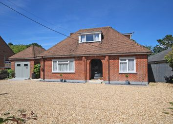 4 bed bungalow for sale in Everton Road, Hordle, Lymington, Hampshire SO41