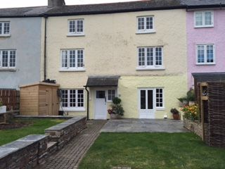 Thumbnail 4 bed cottage to rent in Mount Pleasant Road, Brixham