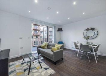 Thumbnail 2 bed flat to rent in Albert Basin Way, London