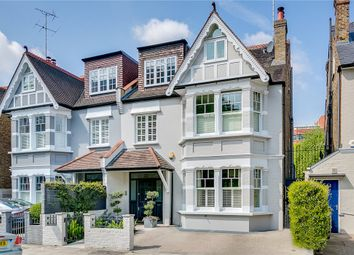 Thumbnail 7 bed semi-detached house for sale in Edenhurst Avenue, Fulham, London