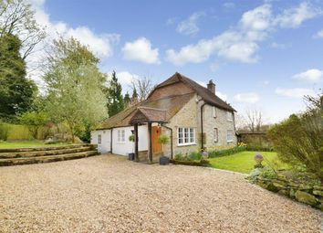 Thumbnail 3 bed detached house for sale in Rockshaw Road, Merstham, Surrey