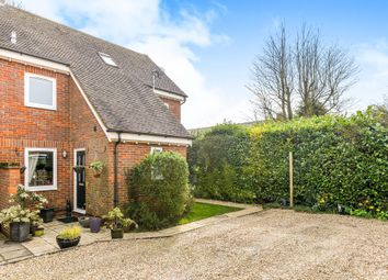 Thumbnail 3 bed semi-detached house for sale in High Street, Barkway, Royston