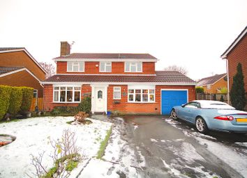 5 bed detached house for sale in Beaumont Green, Groby, Leicester LE6