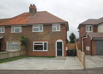 Thumbnail 3 bed semi-detached house to rent in Estridge Way, Tonbridge