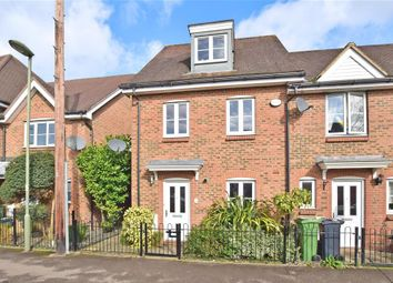 Thumbnail 3 bed terraced house for sale in Hooley Lane, Redhill, Surrey