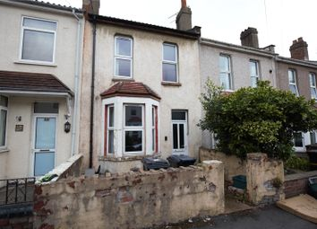 Thumbnail 2 bedroom terraced house for sale in Grove Park Terrace, Fishponds, Bristol