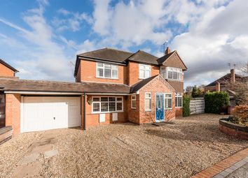 Thumbnail 4 bed detached house for sale in Beachcroft Road, Kingswinford