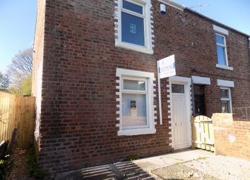 Thumbnail 2 bedroom end terrace house to rent in Johnson Street, Eldon Lane, Bishop Auckland