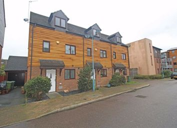 Thumbnail 4 bedroom town house to rent in Bicton Chase, Broughton, Milton Keynes
