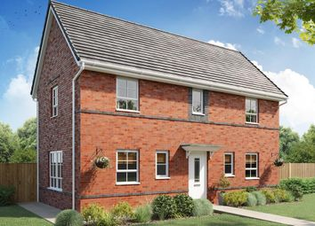 """Thumbnail 3 bedroom end terrace house for sale in """"Oakmoor"""" at Liverpool Road, Formby, Liverpool"""