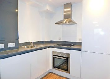 Thumbnail 1 bed flat to rent in The Drapery, Fabrick Square, Birmingham