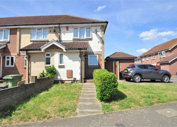 Thumbnail 2 bed end terrace house to rent in Duriun Way, Erith, Kent