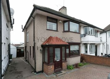 Thumbnail 3 bed semi-detached house for sale in Priory Close, Chingford, London