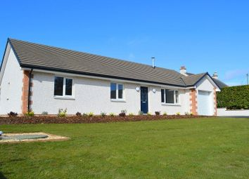 Thumbnail 3 bed bungalow for sale in Plot 3 Rosedale Gardens, Greenlea, Dumfries, Dumfries And Galloway.