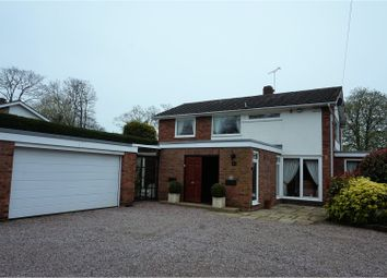 Thumbnail 4 bed detached house for sale in Townfield Lane, Chester