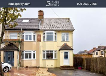 Thumbnail 3 bed semi-detached house to rent in Boundary Road, Sidcup