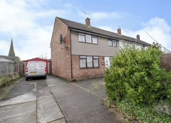 Thumbnail 3 bed end terrace house for sale in Hanley Avenue, Bramcote, Nottingham