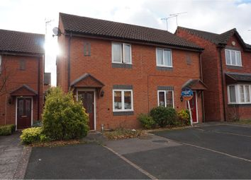Thumbnail 2 bed semi-detached house for sale in Horsepool Hollow, Leamington Spa