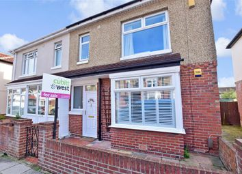 Thumbnail 3 bed semi-detached house for sale in Kimbolton Road, Portsmouth, Hampshire