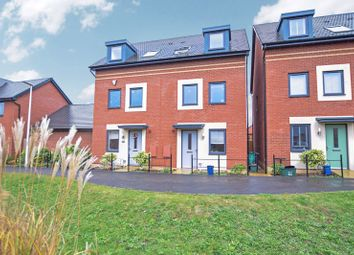 Thumbnail 4 bed semi-detached house for sale in Elmores Well Avenue, Exeter