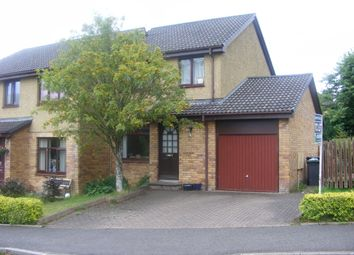 Thumbnail 3 bed semi-detached house to rent in Braeside Park, Mid Calder, Livingston