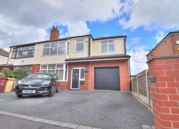 Ainsworth Lane, Bolton BL2. 4 bed semi-detached house
