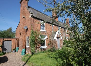 Thumbnail 5 bed cottage for sale in Great North Road, Cromwell, Nottinghamshire.