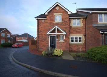 Thumbnail 3 bedroom property for sale in Forest Gate, Palmersville, Newcastle Upon Tyne