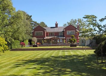 Thumbnail 5 bed property to rent in Withinlee Road, Mottram St. Andrew, Macclesfield, Cheshire