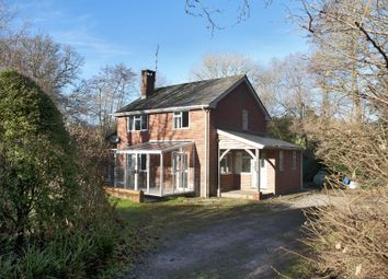 Thumbnail 3 bed detached house to rent in Minstead, Hampshire