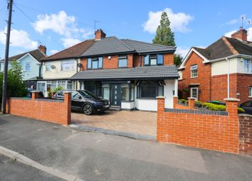 Thumbnail 3 bed semi-detached house for sale in Valentine Road, Oldbury